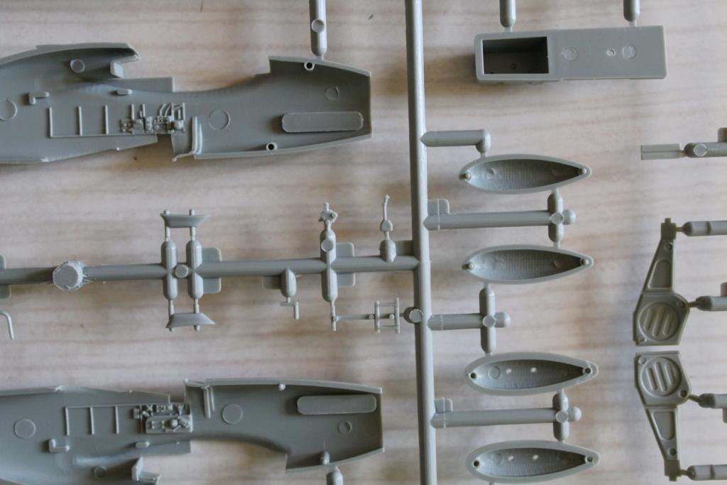 [ACADEMY] MESSERSCHMITT Me 262 + NORTH AMERICAN P-51 D combo 1/72ème Réf 12435 000_ac21