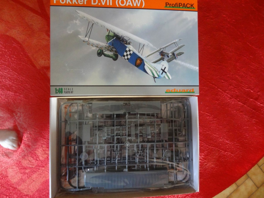 achats divers Fokker10