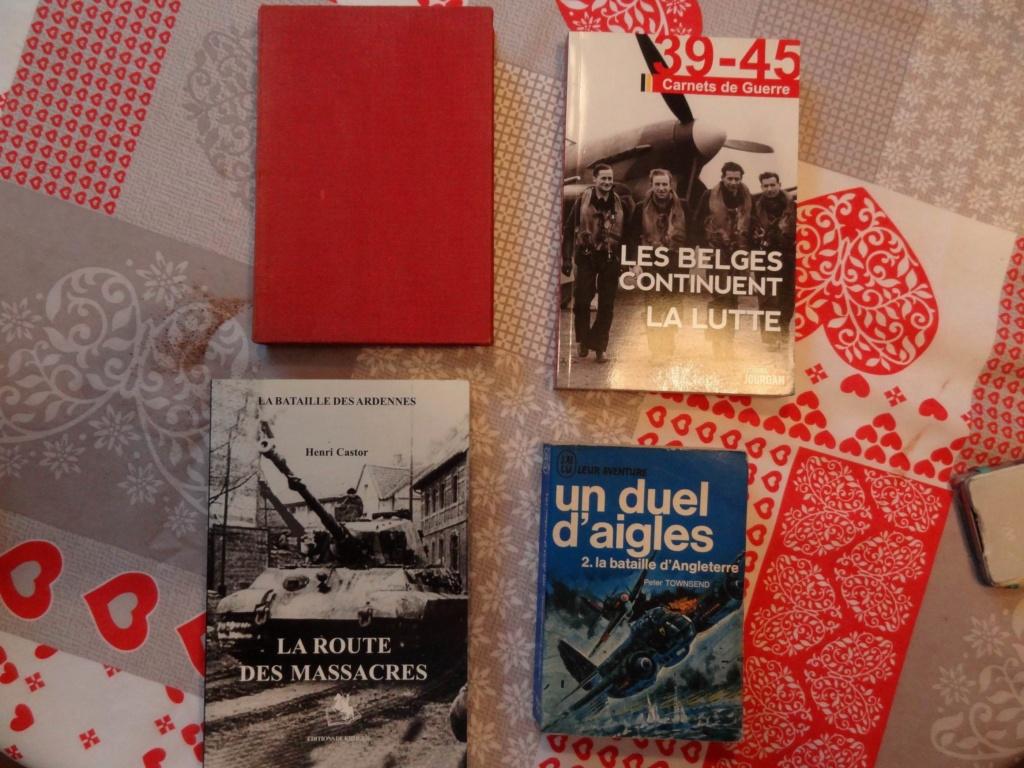 Derniers achats de Pifoux Livres11
