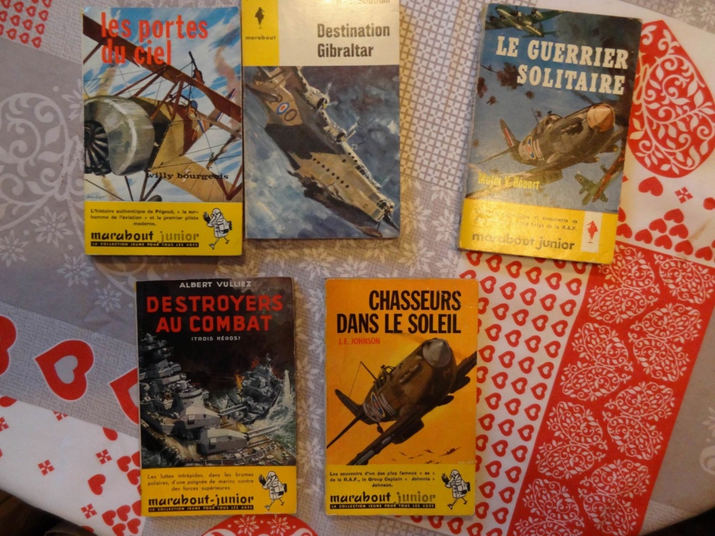 Derniers achats de Pifoux Livres12