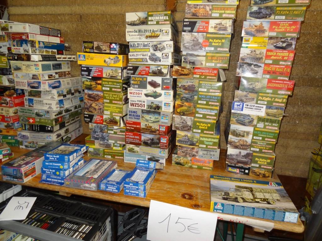 Expo Palavas - kits à vendre Maquet11