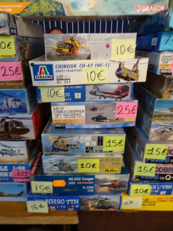 Expo Palavas - kits à vendre Maquet12