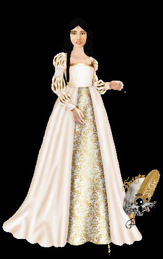 [HRP vente] Les robes et le carnet de commande - Page 2 Saphir11