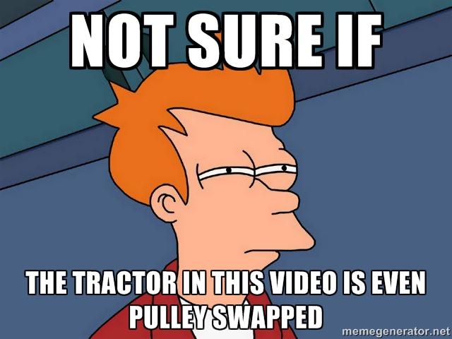 Tractor meme's! Oj58810