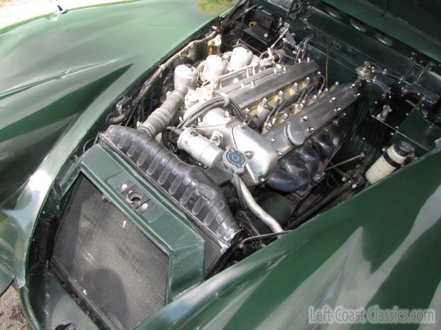 Jaguar type D. 1960-j10