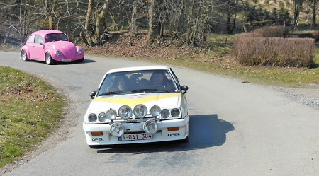 Rallye du Télévie, Rochefort, le 7 avril 2013. Talavi16