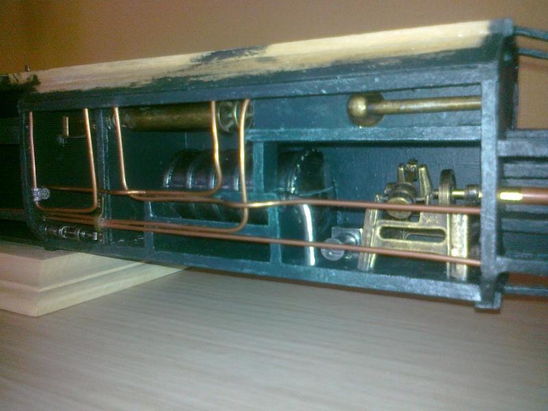 Le nautilus au 1/100 ème en scratch 00112