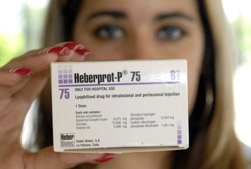 Heberprot-P favorecerá 60 mil nuevos pacientes este año 11135110