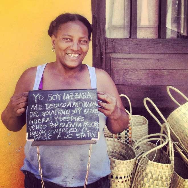 """I diari della borsa di Benedetta """"Così racconto com'è Cuba"""" 20130311"""