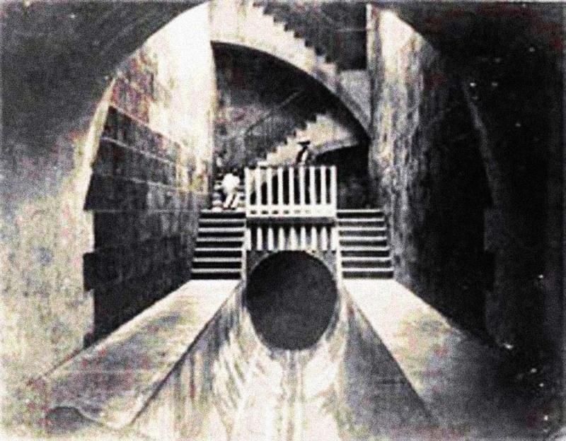 Túnel del Alcantarillado de La Habana 89374110