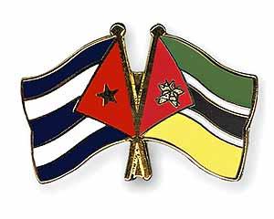 Cuba y Mozambique fortalecen vínculos en Ciencia y Tecnología  Bander10