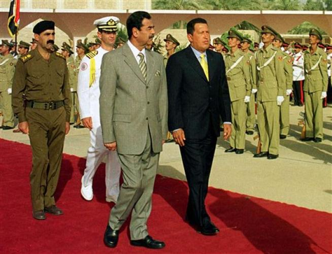 Venezuela: è morto Hugo Chavez  C_2_fo11