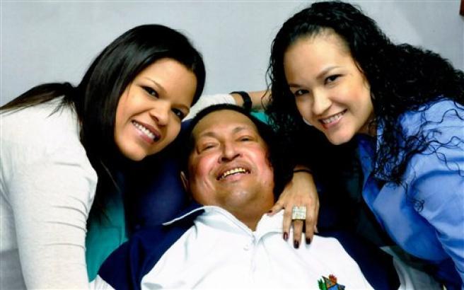 Venezuela: è morto Hugo Chavez  C_2_fo12
