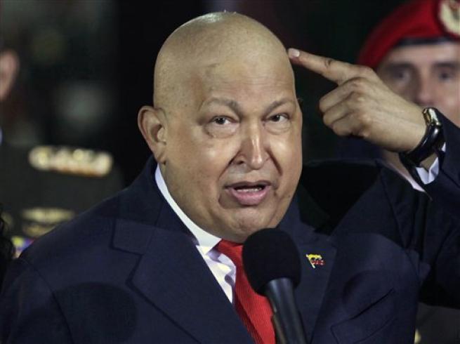 Venezuela: è morto Hugo Chavez  C_2_fo13