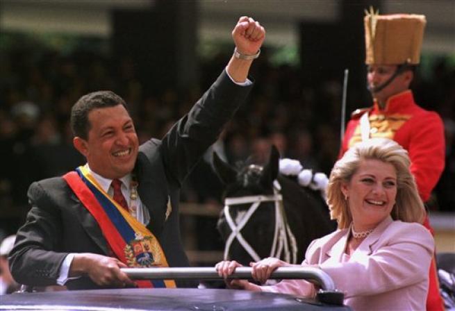 Venezuela: è morto Hugo Chavez  C_2_fo14