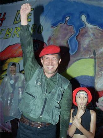 Venezuela: è morto Hugo Chavez  C_2_fo15