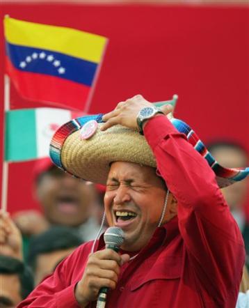 Venezuela: è morto Hugo Chavez  C_2_fo16