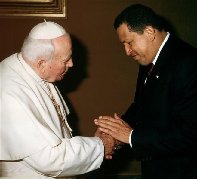 Venezuela: è morto Hugo Chavez  C_2_fo17