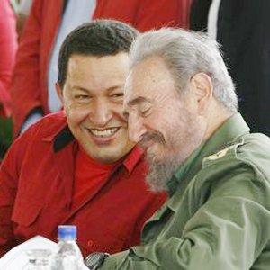 Fidel a Chávez: Me satisface mucho que hayas podido regresar al pedazo de la tierra americana que tanto amas Fidel-10