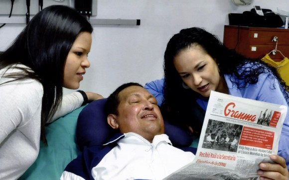 Chavez, la sua malattia, Cuba, petrolio e misiones internacionalistas Foto-c10