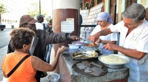 Comida rápida a la cubana Fritur10