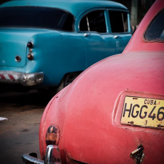 Fotografia. Cuba, esperando el pasaje  Havana12