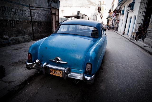 Fotografia. Cuba, esperando el pasaje  Havana25