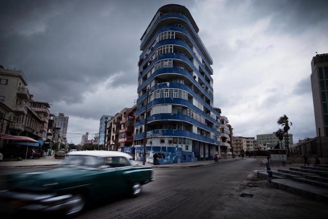 Fotografia. Cuba, esperando el pasaje  Havana26