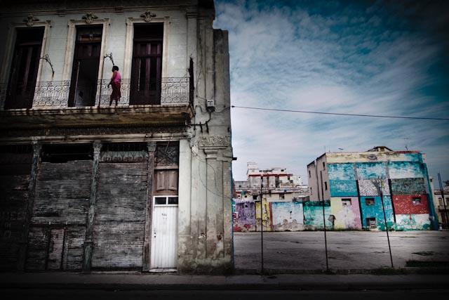 Fotografia. Cuba, esperando el pasaje  Havana33