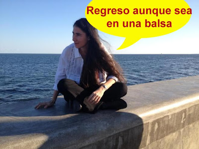 ¿ Yoani Sanchez se acogerá a la Ley de Ajuste Cubano?  Yoani-14
