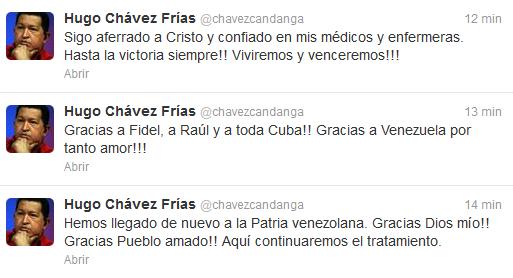 Chavez, la sua malattia, Cuba, petrolio e misiones internacionalistas Yoani11