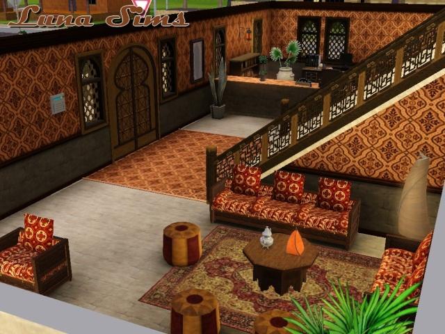 Galerie de Luna-Sims - Page 2 Hotel113
