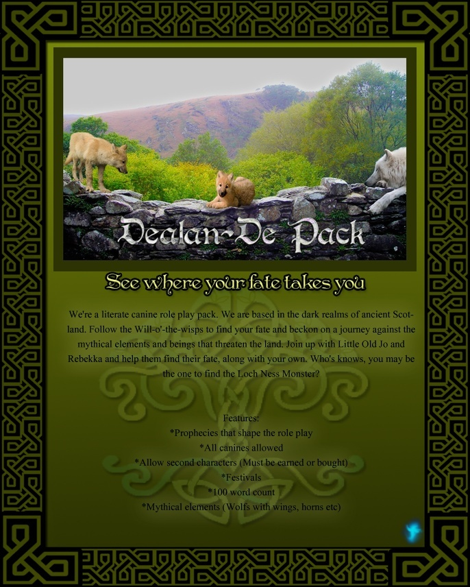 Dealan- Dè Pack. ~ Follow your fate~ Ddpadv11
