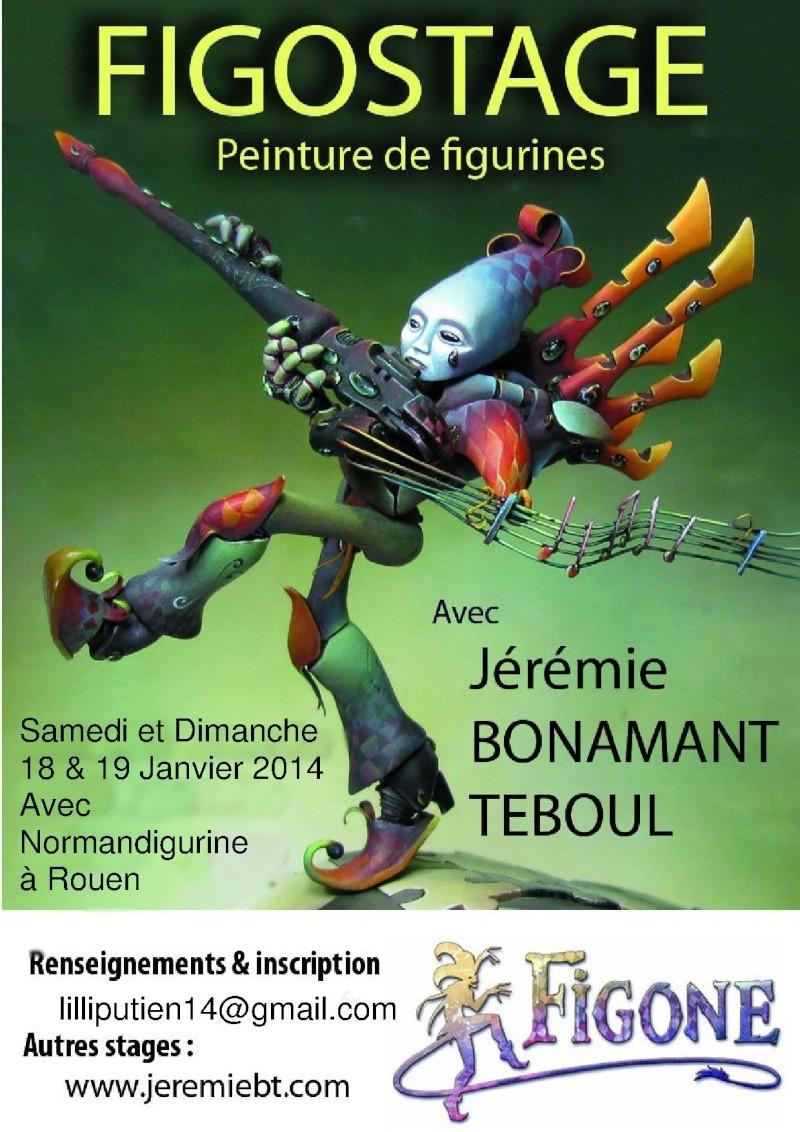 Stage de peinture - Jérémie Bonamant - 18-19/01/14 - Complet Doc110