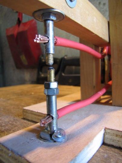 Fabrication d'un poste à souder par points Img_6512