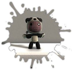 Little Big Planet 2 Pandaf10