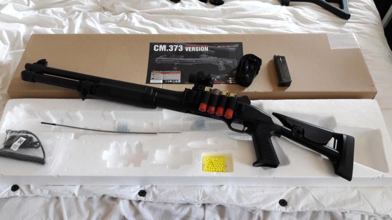 vente Cyma Fusil a Pompe CM373 VENDU Cyma_110