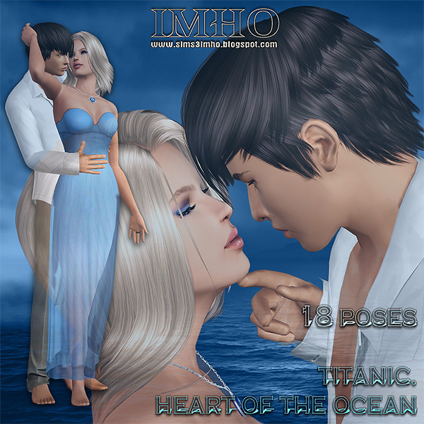 Heart of the Ocean, poses by IMHO 18_pos10