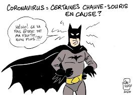 Les meilleurs blagues/montages/meme sur le COVID - Page 3 Batman10