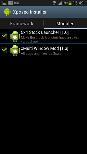 [TUTO][27 FEV]Customiser sa Rom stock par Xposed Framework Xposed11