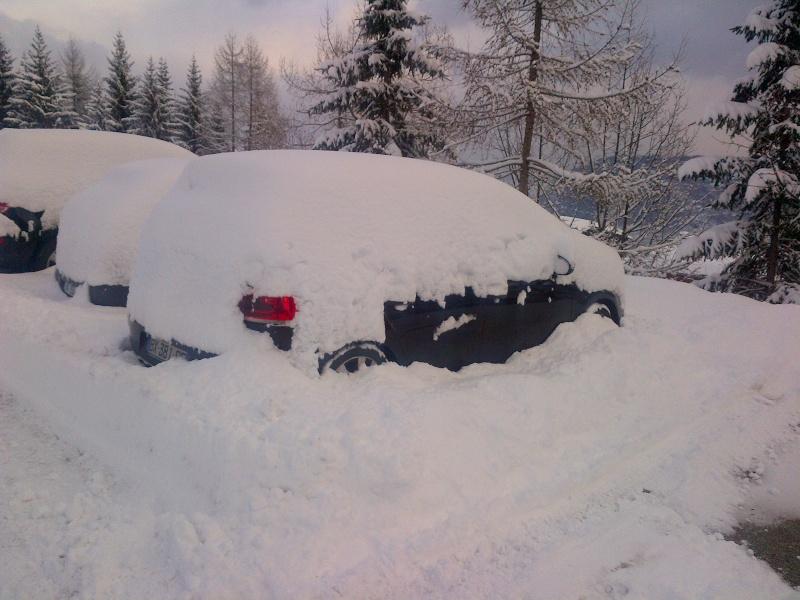 Ma GTD au sports d'hiver Villar11