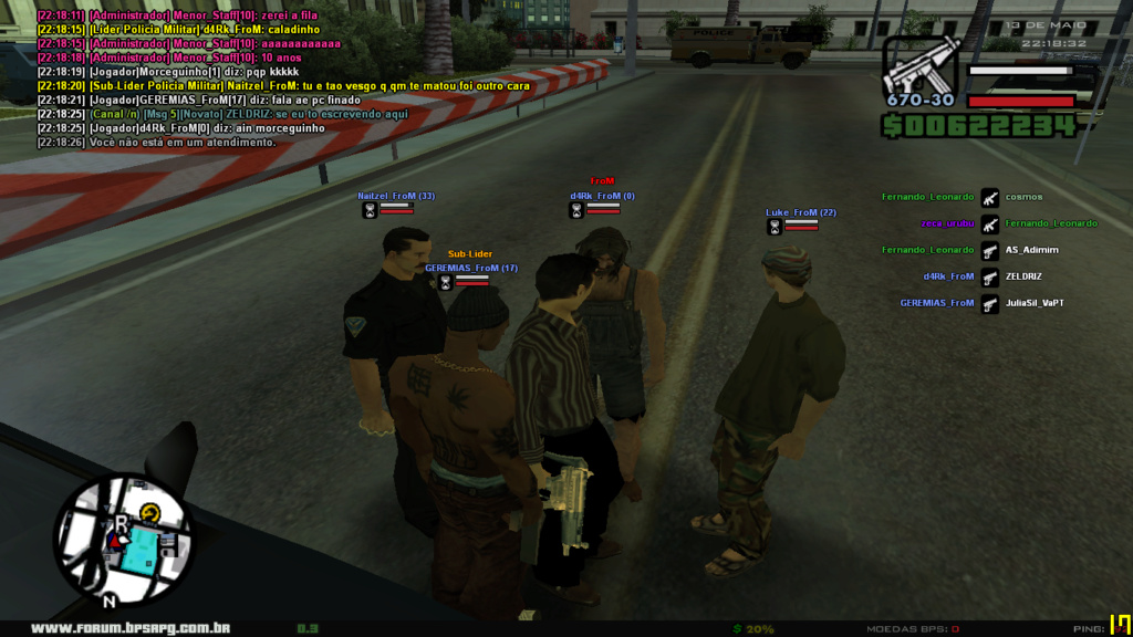 [Polícia Militar] - Denúncia contra GEREMIAS_FroM, Luke_FroM, Naitzel_FroM e d4Rk_FroM Sa-mp-12