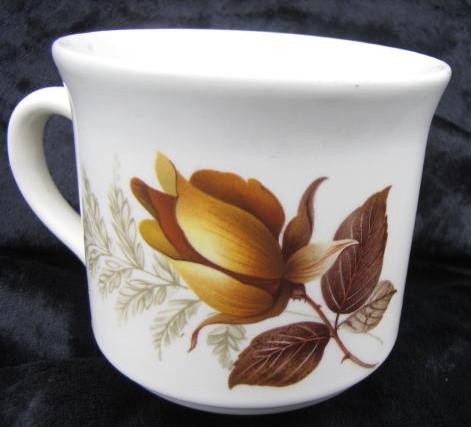 Brown rose cup is Serene d52140 Cl_bro11
