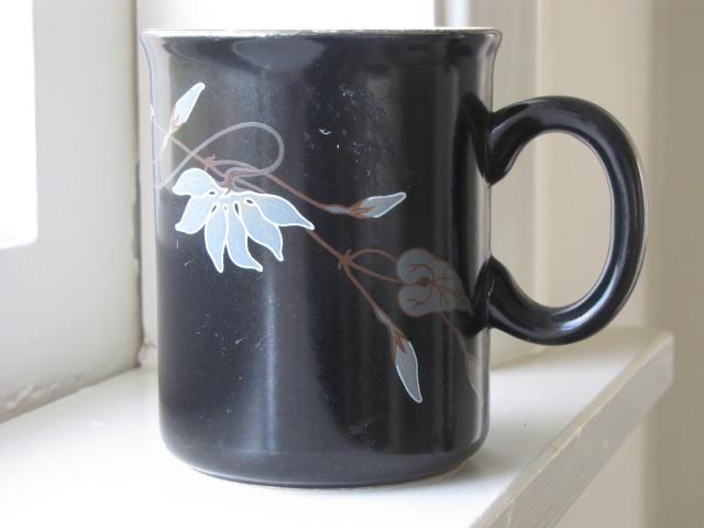 New mug like orchid similar to Sharon [on black] ~ Cl_bw_12