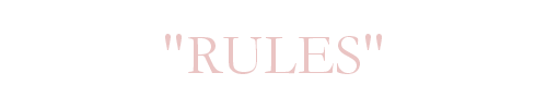 Rules [Transparent] Rules10