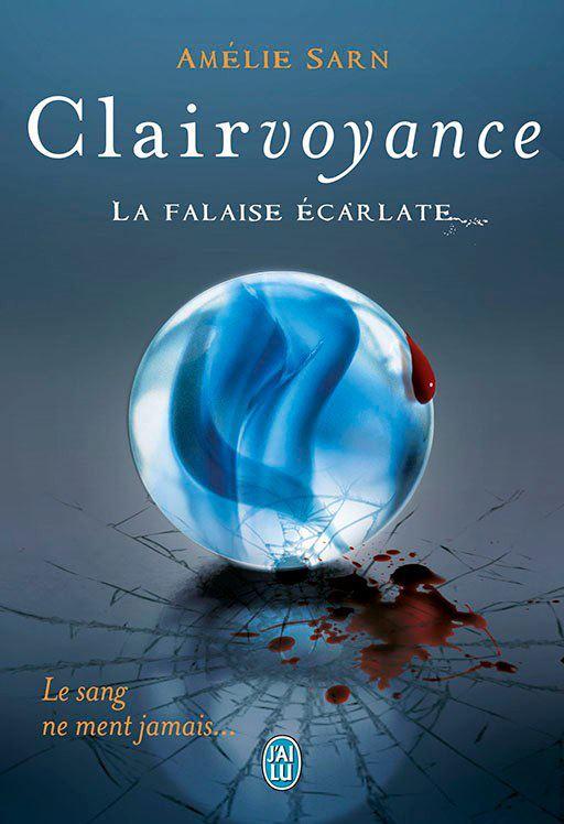 SARN Amélie - CLAIRVOYANCE - Tome 2 : La Falaise Ecarlate 53815210