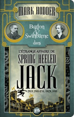HODDER Mark - L'Étrange affaire de Spring Heeled Jack Burton10