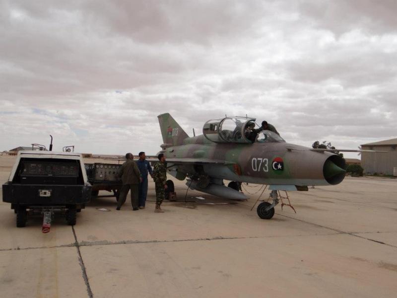 Armée Libyenne  93gopq10