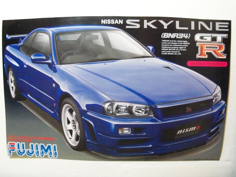 Nissan Skyline R34 1998 100_5510