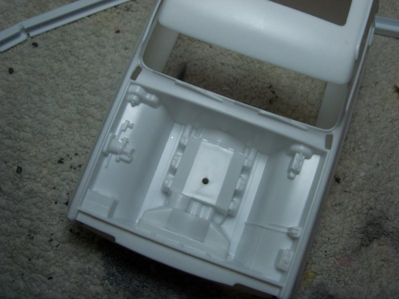 Remorque flatbed avec wheel Lift, GMC C30 1977 100_5833